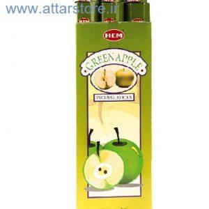 عود سیب سبز